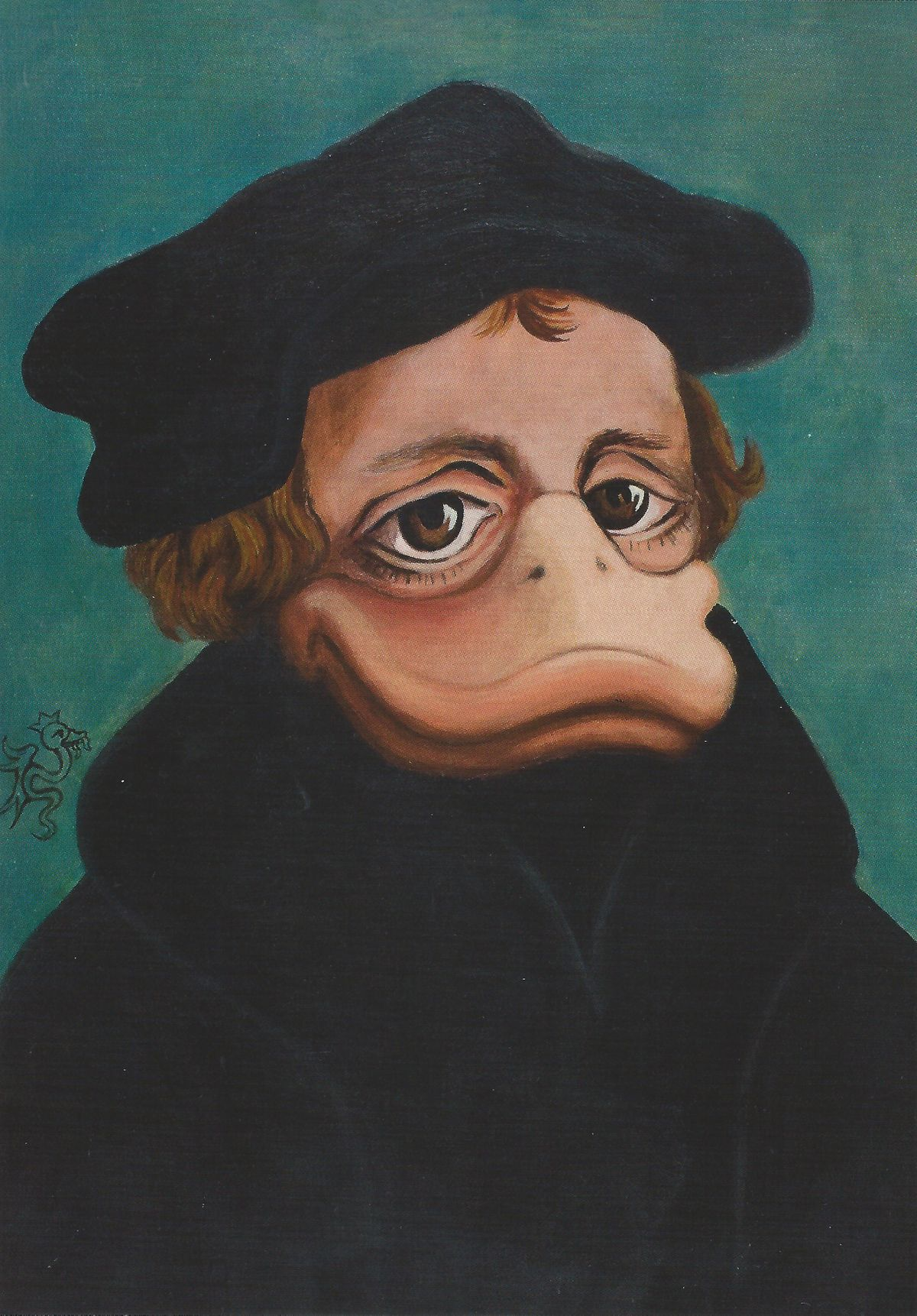 duckomenta interdruck berlin luther nach cranach
